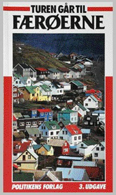 Turen går til Færøerne af Steen Ulrik Johannessen