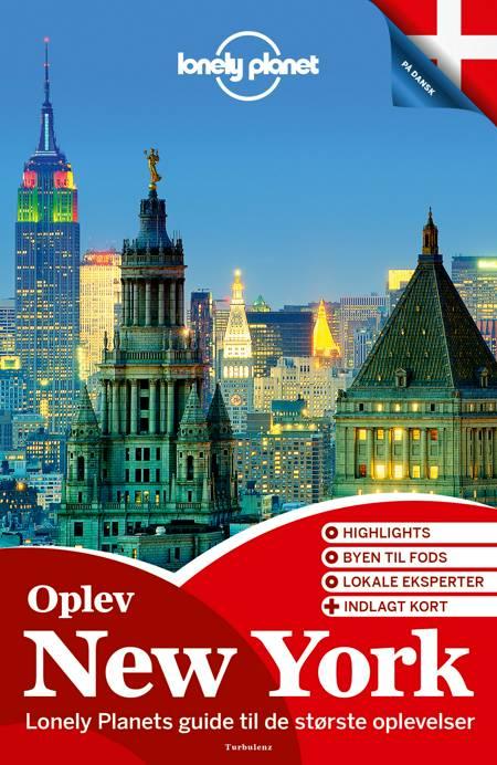 Oplev New York af Lonely Planet