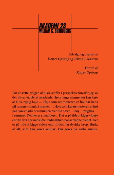 Akademi 23 af William S. Burroughs