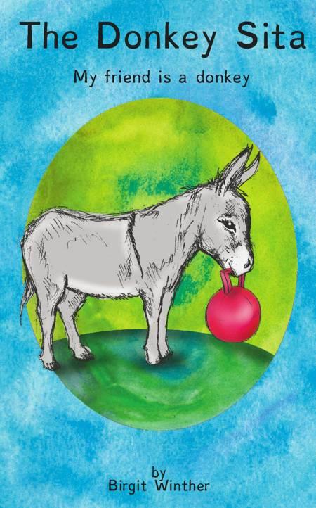 The donkey Sita af Birgit Winther