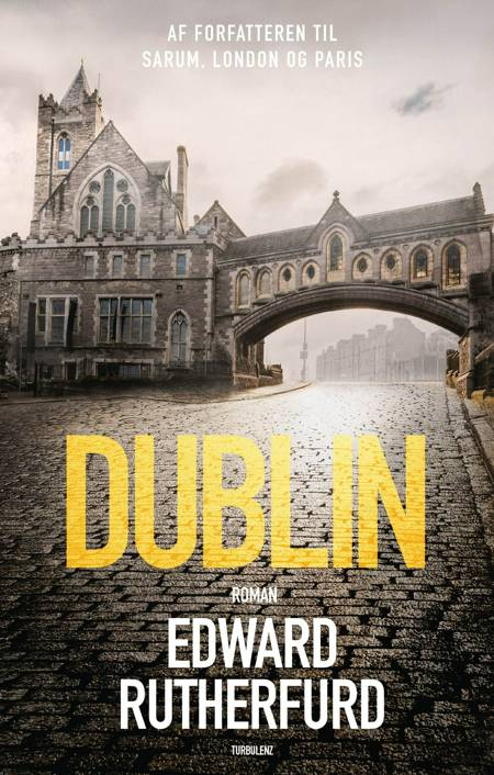 Dublin af Edward Rutherfurd