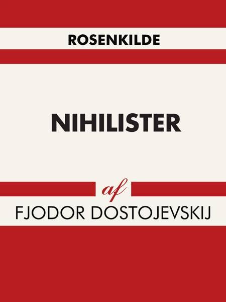 Nihilister af F. M. Dostojevskij
