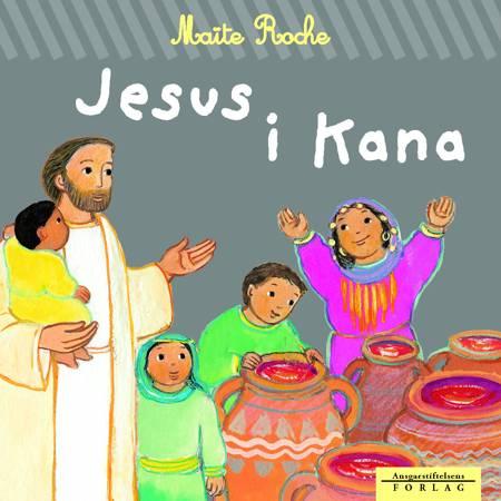 Jesus i Kana af Maïte Roche