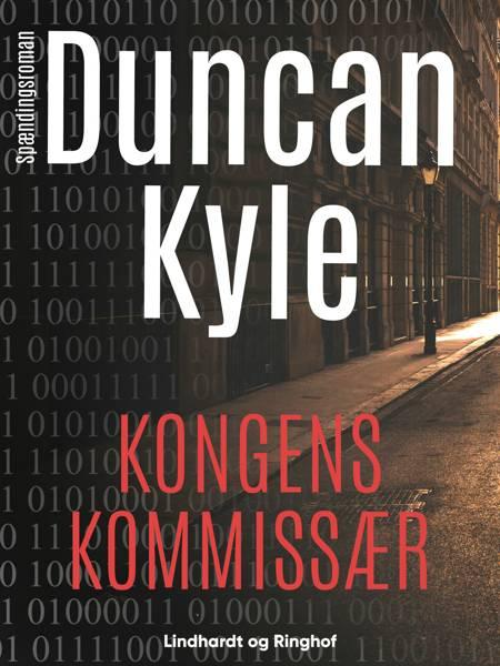 Kongens kommissær af Duncan Kyle