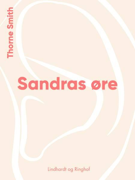 Sandras øre af Thorne Smith