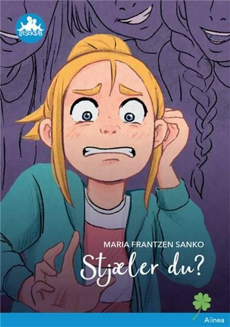 Stjæler du? af Maria Frantzen Sanko