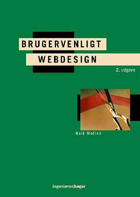 Brugervenligt webdesign af Rolf Molich