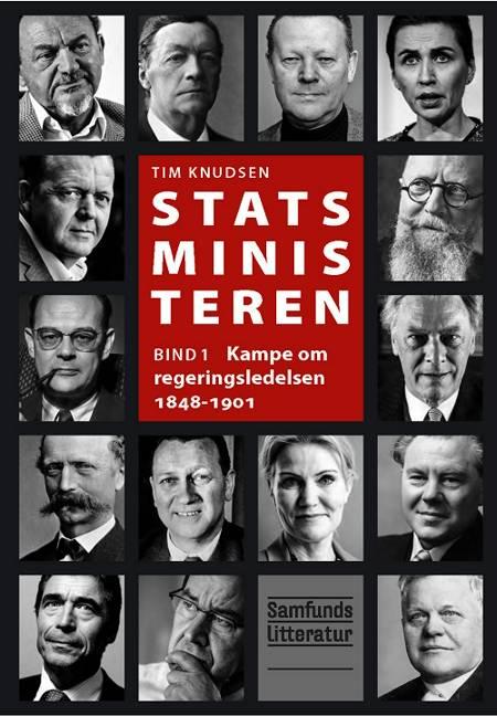 Kampe om regeringsledelsen 1848-1901 af Tim Knudsen