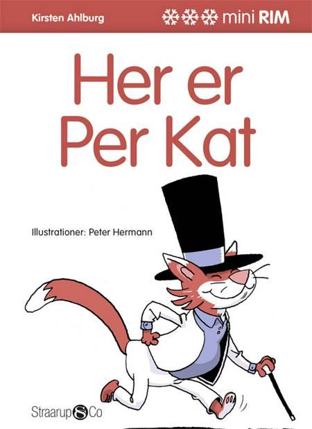 Her er Per Kat af Kirsten Ahlburg