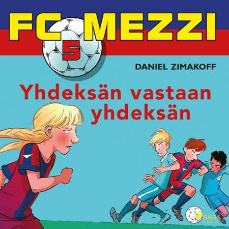 FC Mezzi 5 - Yhdeksän vastaan yhdeksän af Daniel Zimakoff