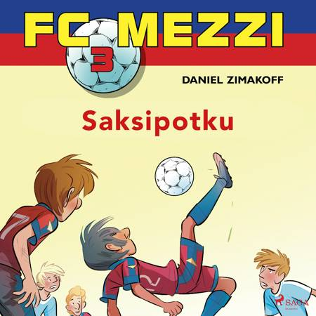 FC Mezzi 3 - Saksipotku af Daniel Zimakoff