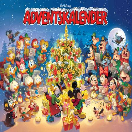 Walt Disney's Adventskalender af Disney