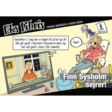 Finn Sysholm sejrer! af Frank Madsen