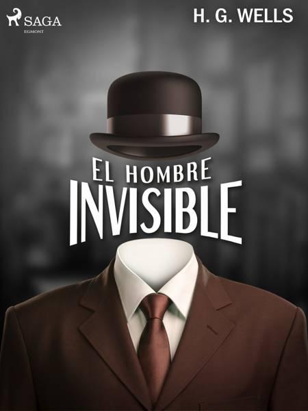 El hombre invisible af H. G. Wells