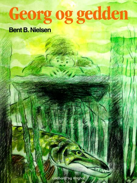 Georg og gedden af Bent B. Nielsen