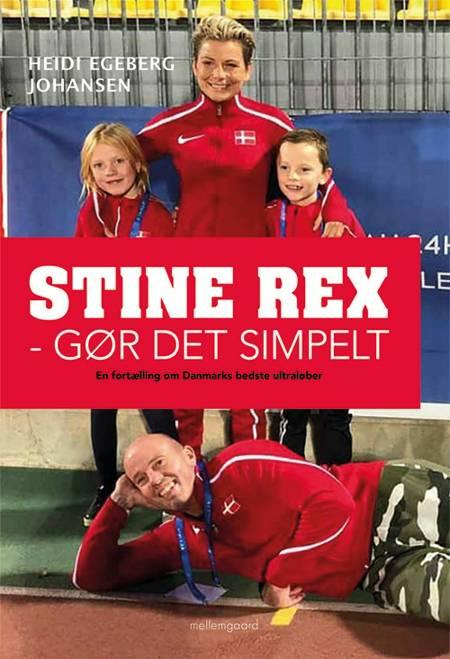 Stine Rex - Gør det simpelt af Heidi Egeberg Johansen