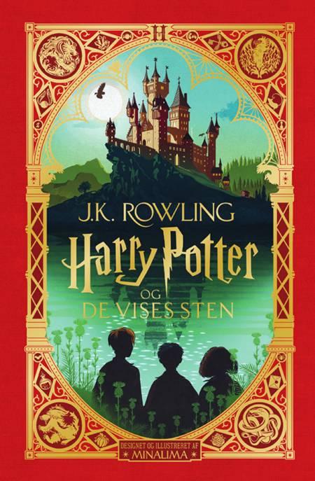 Harry Potter og De Vises Sten - pragtudgave af J.K. Rowling