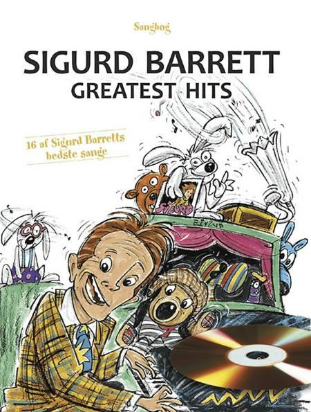 Sigurd Barrett greatest hits af Sigurd Barrett