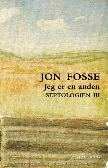 Septologien III af Jon Fosse