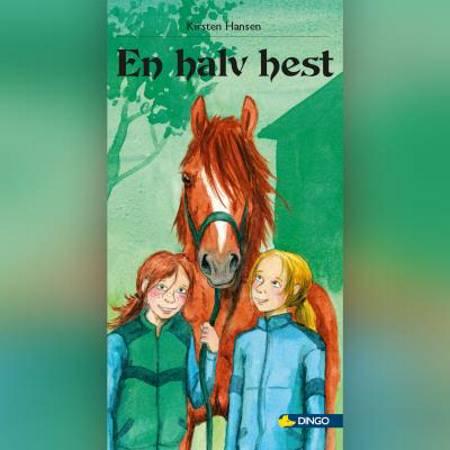 En halv hest af Kirsten Nordstrøm Hansen