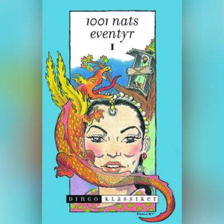 1001 nats eventyr I af Hanne Leth