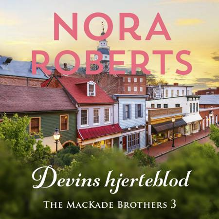 Devins Hjerteblod af Nora Roberts