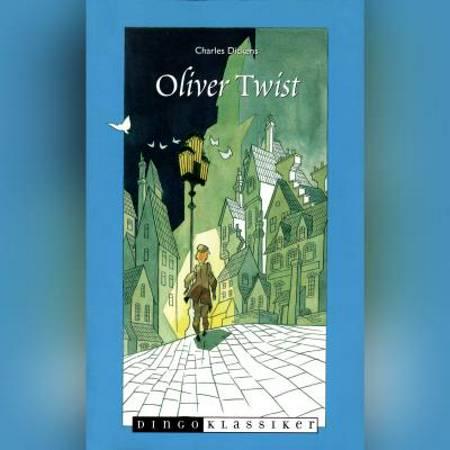 Oliver Twist af Bent Faurby
