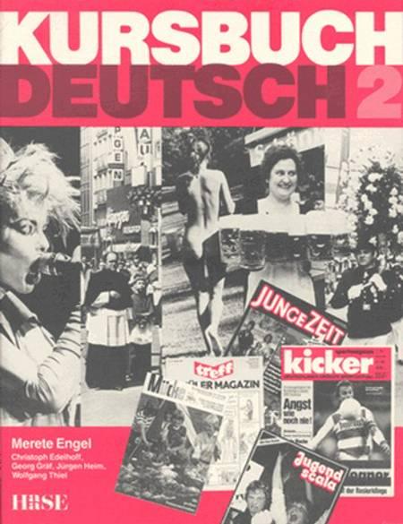 Kursbuch Deutsch 2. Elevens bog af Merete Engel
