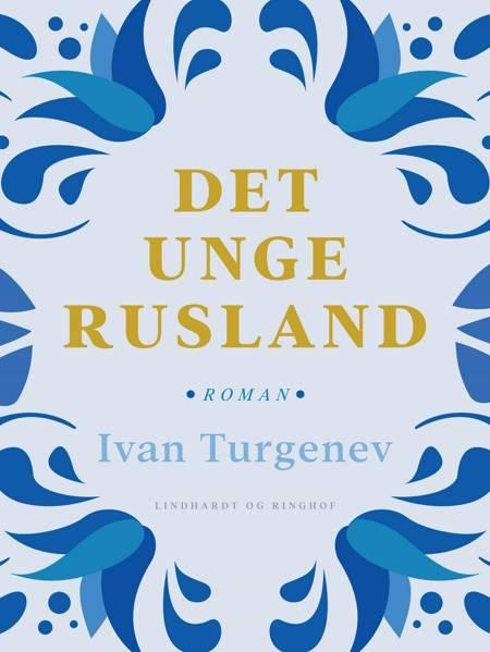 Det unge Rusland af Ivan Turgenev