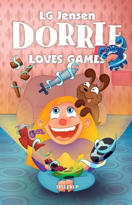 Dorrie Loves Games af LG Jensen