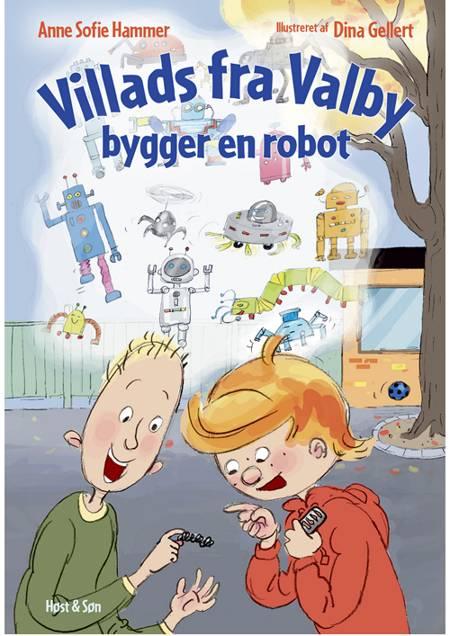 Villads fra Valby bygger en robot af Anne Sofie Hammer