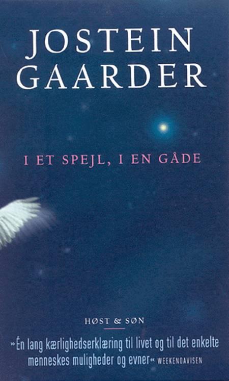 I et spejl, i en gåde af Jostein Gaarder