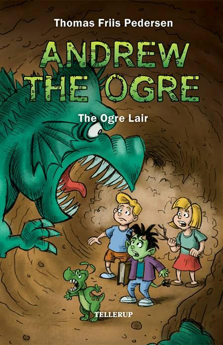 The Ogre Lair af Thomas Friis Pedersen