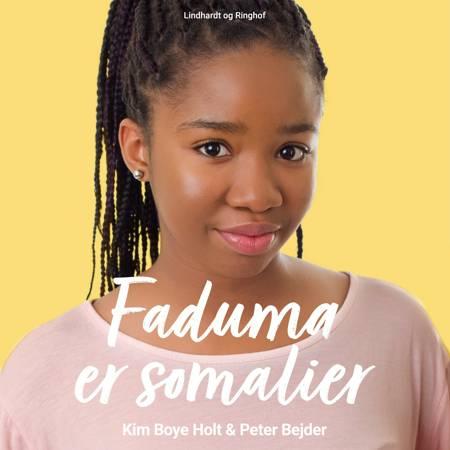 Faduma er somalier af Kim Boye Holt og Padde - Peter Bejder