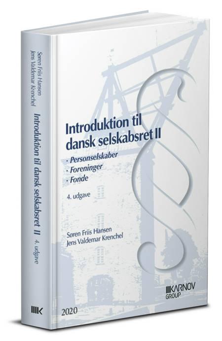 Introduktion til dansk selskabsret II af Søren Friis Hansen og Jens Valdemar Krenchel