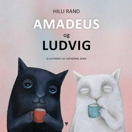 Amadeus og Ludvig af Hilli Rand