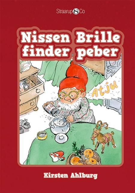 Nissen Brille finder peber af Kirsten Ahlburg