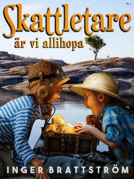 Skattletare är vi allihopa af Inger Brattström