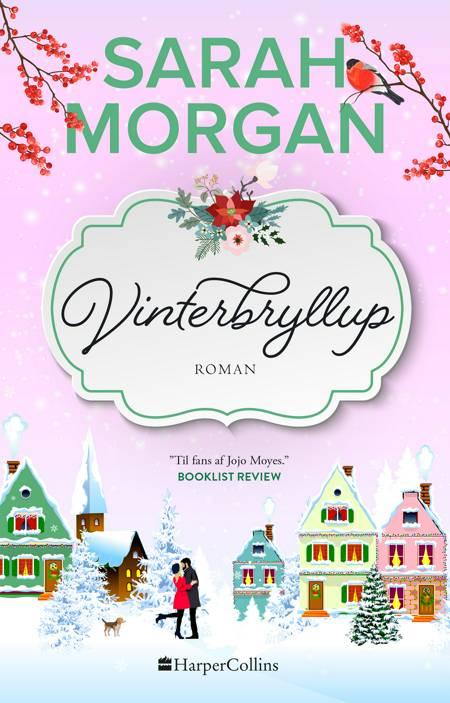 Vinterbryllup af Sarah Morgan