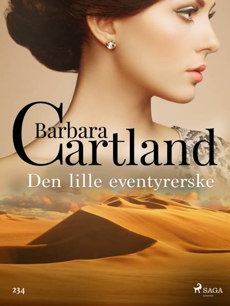 Den lille eventyrerske af Barbara Cartland