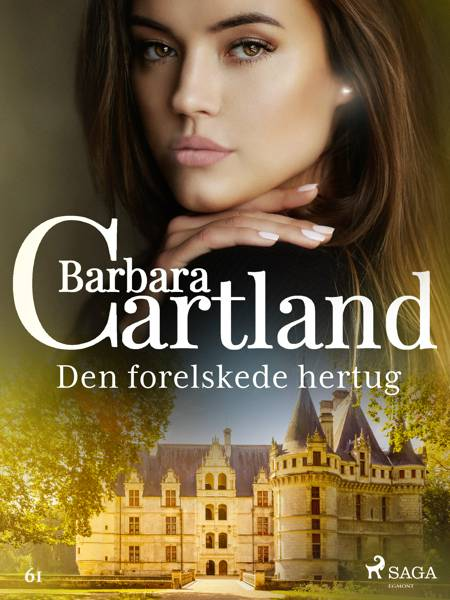 Den forelskede hertug af Barbara Cartland