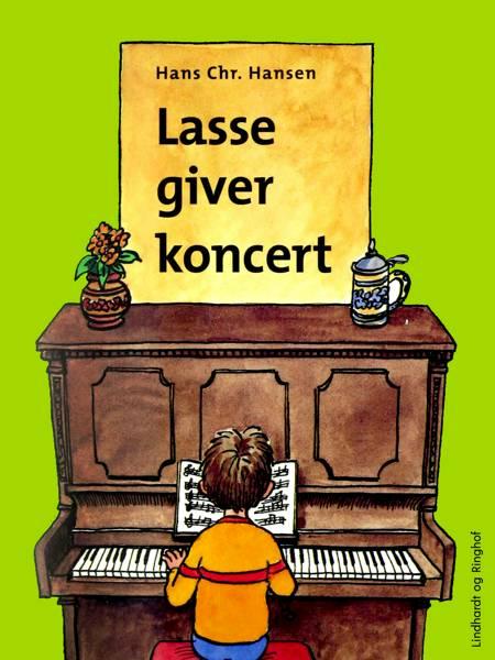 Lasse giver koncert af Hans Christian Hansen