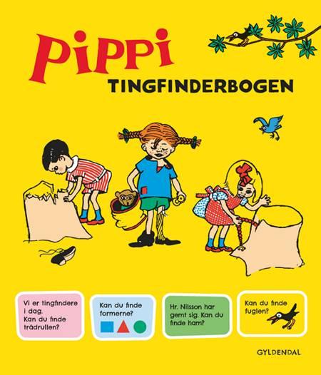 Pippi. Tingfinderbogen af Astrid Lindgren