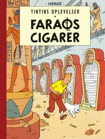 Faraos cigarer af Hergé