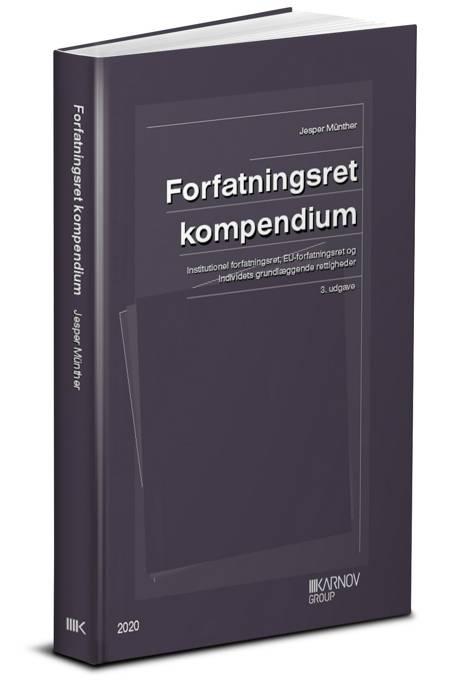 Forfatningsret af Jesper Allan Münther