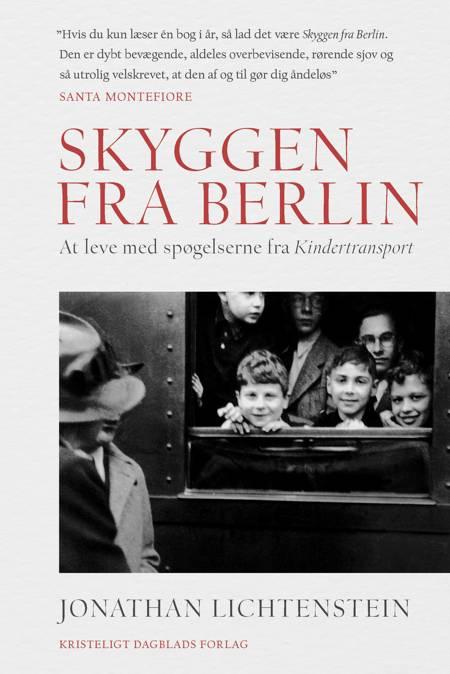 Skyggen fra Berlin af Jonathan Lichtenstein