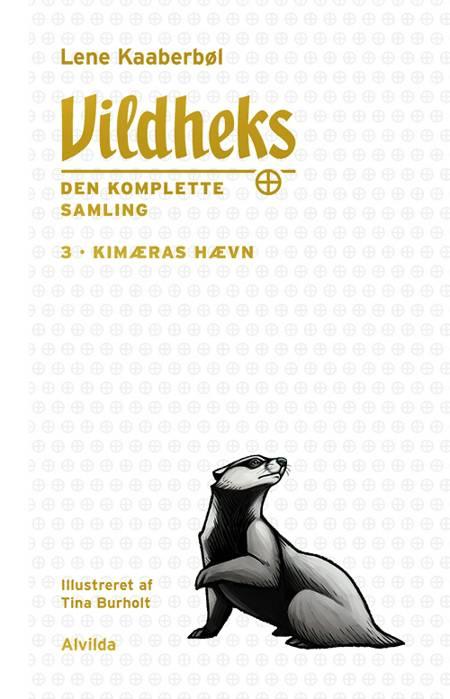 Kimæras hævn (illustreret) af Lene Kaaberbøl