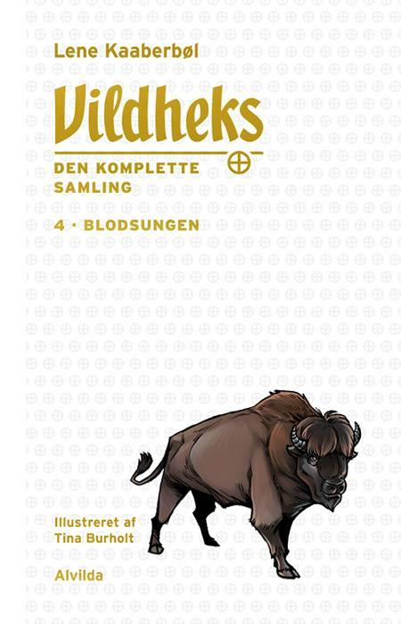 Blodsungen (illustreret) af Lene Kaaberbøl