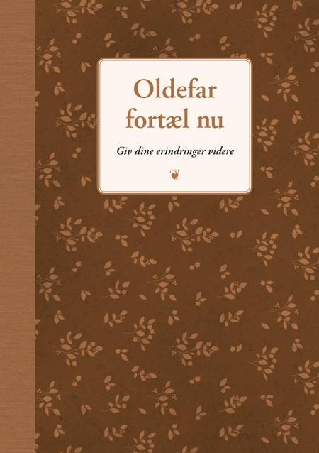 Oldefar fortæl nu af Elma van Vliet