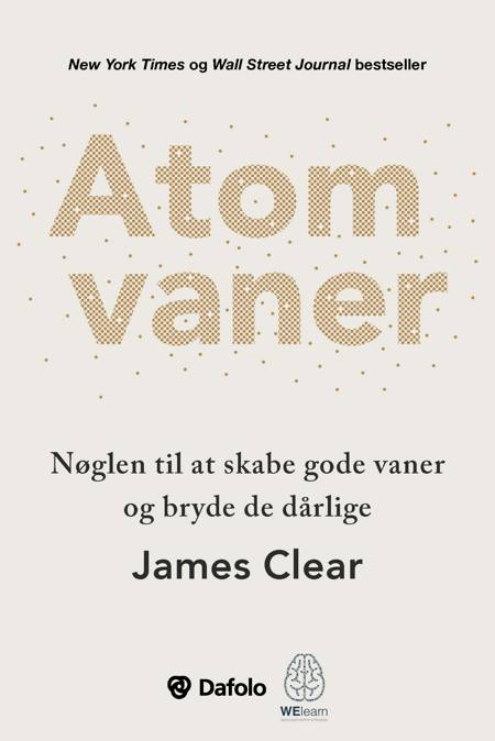 Atomvaner af James Clear